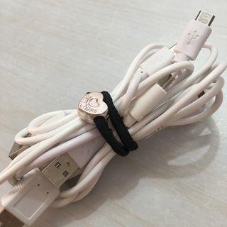 cable micro usb cargador samsung etc