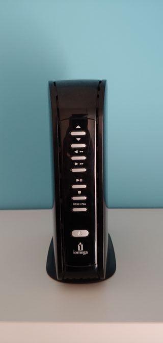 disco duro multimedia hd 500 gigas iomega