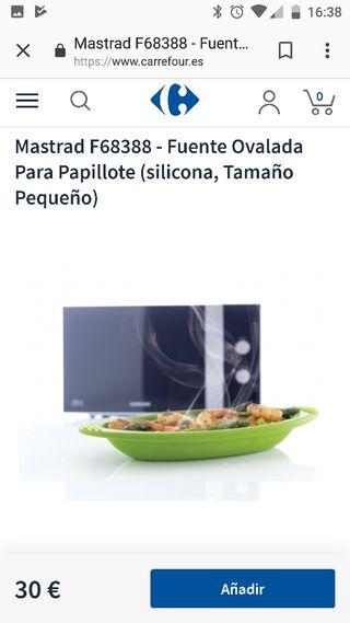 Cocina Gourmet Utensilio Sifón/Papillote/Combo