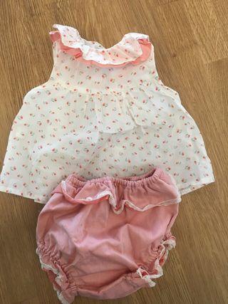 Pelele traje de bebe
