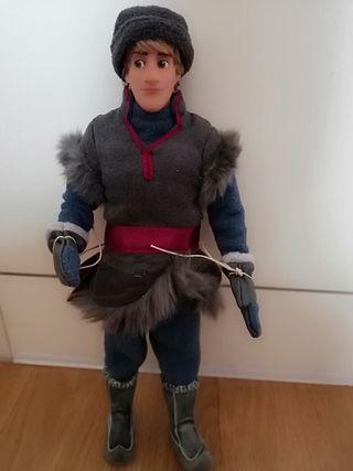 Muñeco Kristoff Frozen Disney