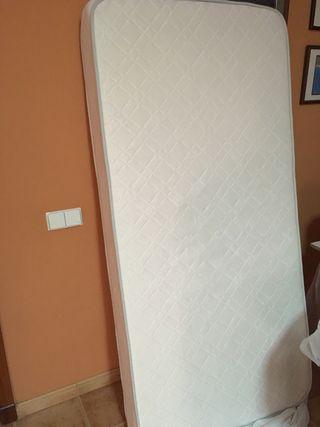 Colchón visco 1,90x90
