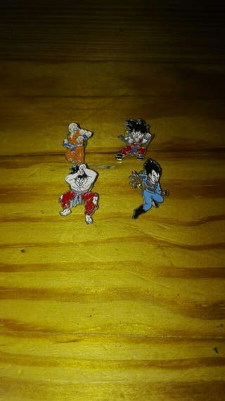 pin dragon ball, bola de dragón