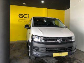 Furgoneta Volkswagen Caravelle