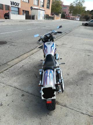 d6223b244017e Motos Harley Davidson Dyna de segunda mano en WALLAPOP