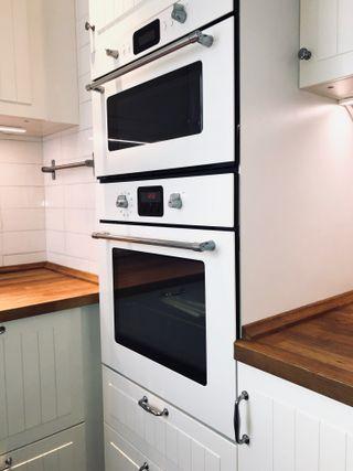 Microondas grill + horno integrables (empotrables)