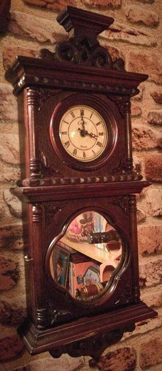 Reloj de pared-Camelot Quartz