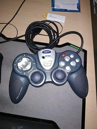 Mando Saitek P880 Dual Analog Gamepad Pc