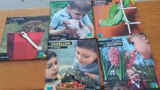 5 libros infantiles, Colección Buen Amigo