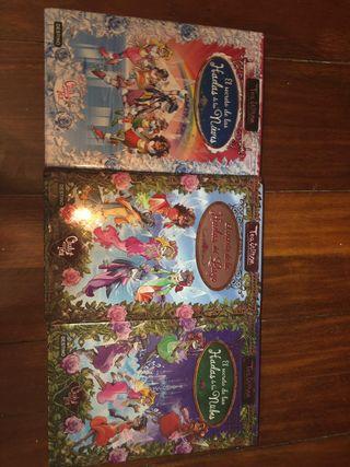 Libros colecciones Tea Stilton y otros varios
