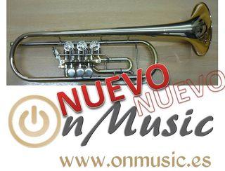 Trompeta cilindros Sib Yamaha 436G NUEVA