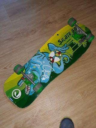 Skate o patín para niños de 5 a 8 años