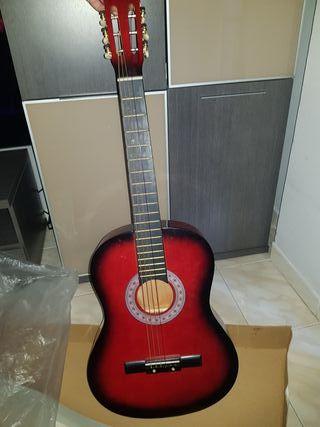 Guitarra De Segunda Mano En La Papiola En Wallapop