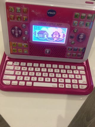 tablet genio little app vtech