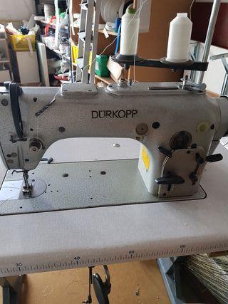 maquina coser industrial zig zag Durkopp