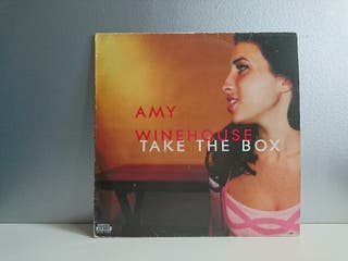 SINGLE AMY WINEHOUSE TAKE THE BOX