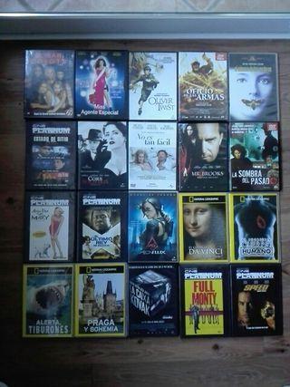 Pack 28 DVD en perfecto estado
