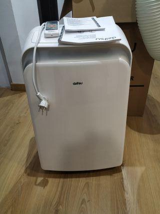 aire acondicionado portátil daitsu apd-9cr