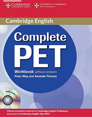 Complete PET - Student's book (Cambridge English)