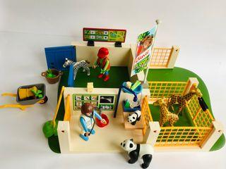 Súper Set clinica Veterinaria Playmobil Ref. 4009