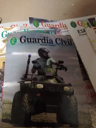 revistas guardia civil