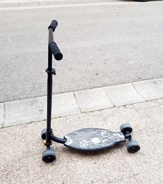 Patinete 4 ruedas
