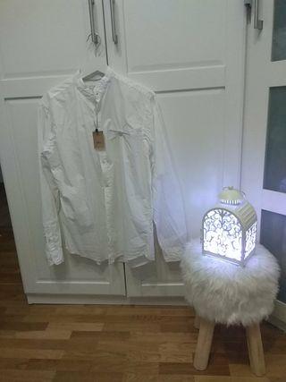 Camisa blanca EW