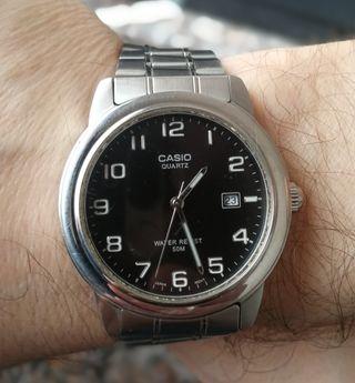 reloj casio MTP 1221