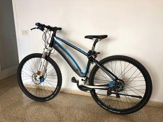 Bicicleta de montaña eléctrica bh emotion nitro