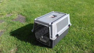 transportin para gato o perro sin usar