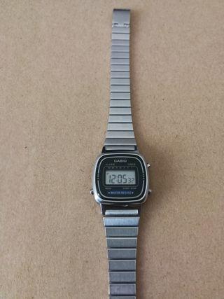 reloj casio 3191 LA670W