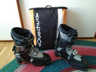 Botas esquí travesía SCARPA