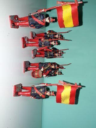 soldados guardia real reamsa