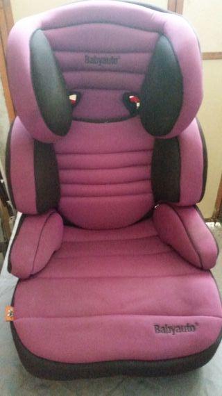 silla coche niña o niño