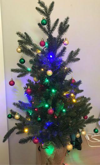 f38fa78cb76 Árbol Navidad Led de segunda mano en WALLAPOP