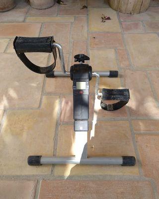 Pedalier aparato para pedalear