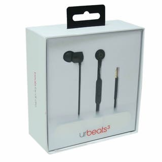Urbeats edition 3 lightning connector earphones