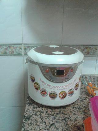 robot de cocina multifuncion sin usar de 2l