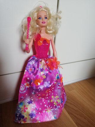 Muñeca Barbie Puerta Secreta