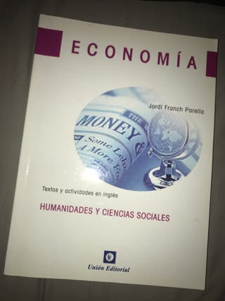 Libro de texto de economía