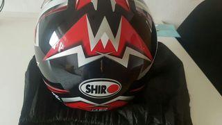 casco para moto talla L