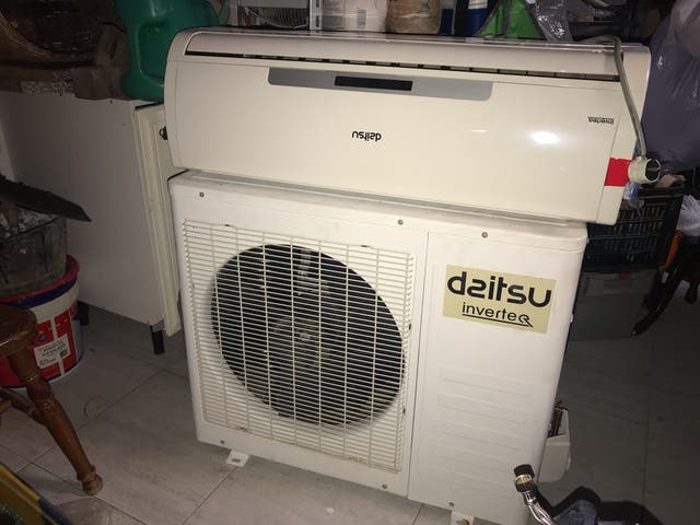 Aire acondicionado daitsu inverter