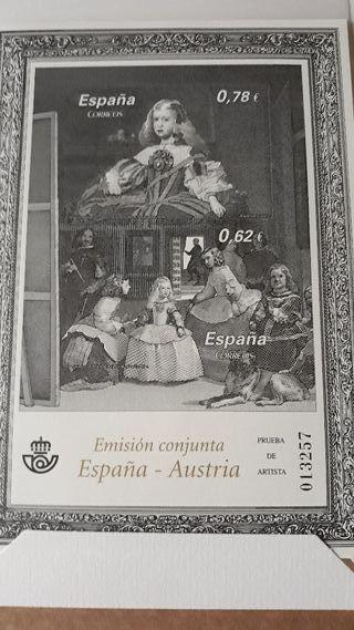 Sello, correos, filatelia, Austrias