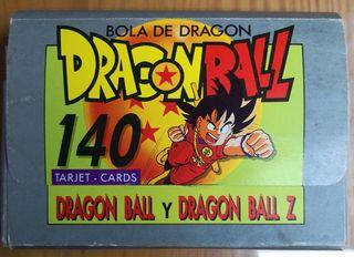 BOLA DRAGON BALL CARTAS COLECCION ESTE