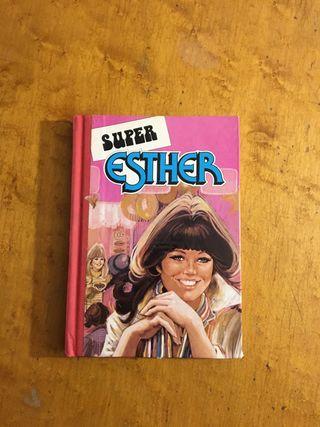 """Libro clásico """"Super Esther"""""""