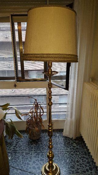 Lámpara estilo antiguo