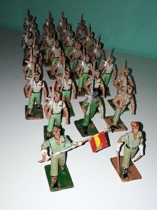 soldados legionarios reamsa