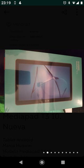 """Tablet Android Huawei Mediapad T3 10"""""""