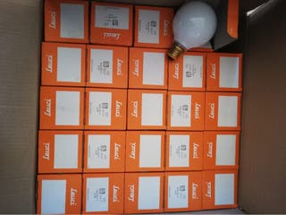 Caja 49 bombillas globo