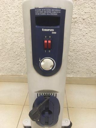 Estufa de aceite elèctrica Taurus